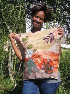 Nomfusci Nkani - Keiskamma Trust designer