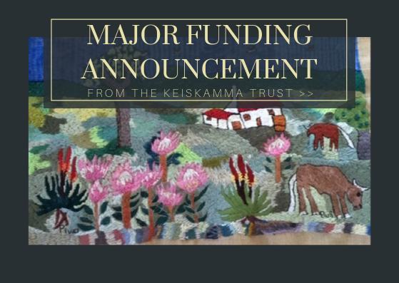 Congratulations to The Keiskamma Trust!