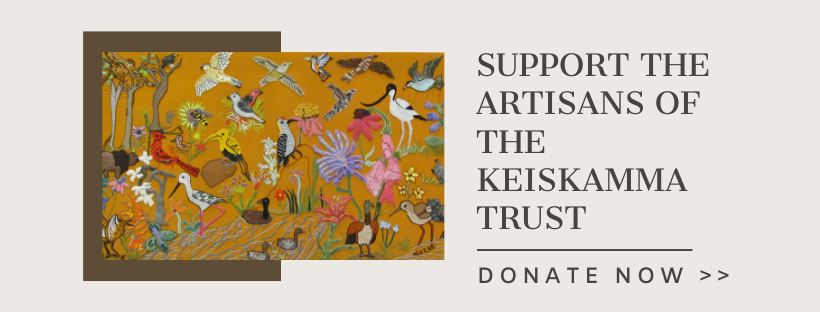 Support the Artisans of the Keiskamma Trust